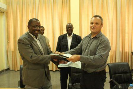 TAZARA To Hire Five New Locomotives