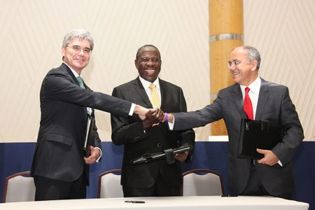 Siemens Signs Agreements With Uganda And Sudan