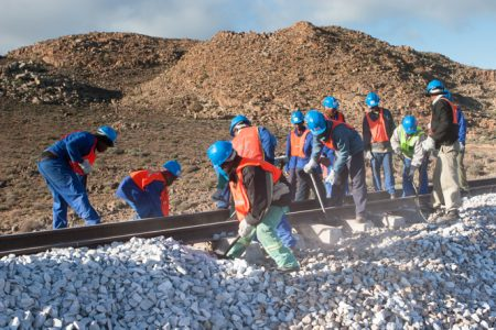 Transnet's Iron Ore Corridor Planned Maintenance Annual Shutdown