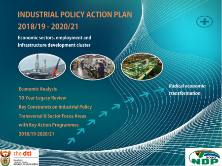 10th Industrial Policy Action Plan Launched