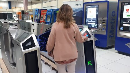 "Indra Will Transform Metro De Madrid Passengers' Experience With Its Innovative Technology For The ""Estación 4.0"" Project"