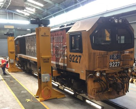 MECHAN Lifting Jacks Off To Kiwirail