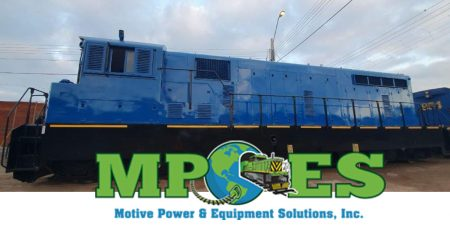 Five EMD Locomotives For Sale