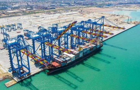 "Bolloré Ports Launches Its ""Green Terminal"" Label"