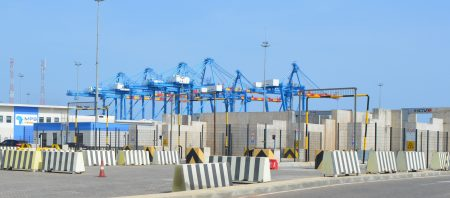 MPS Enhancing Border Security And Port Gate Capacity At Terminal 3