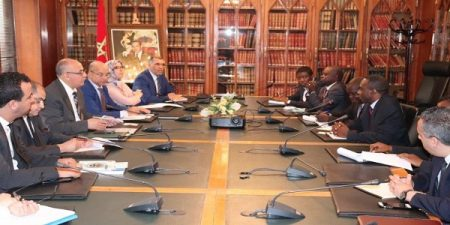 Morocco And Congo Examine Opportunities To Strengthen Cooperation In The Field Of Transport Infrastructure
