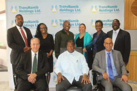 New TransNamib Board Inaugurated, Business Plan Launched