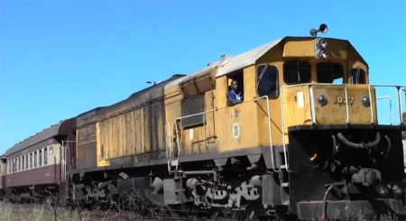 Hope for the National Railways of Zimbabwe