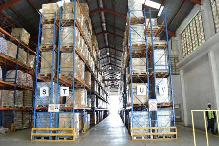 Renewal Of Certification For The Storage And Distribution Of Food Products In Nairobi