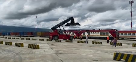 New Rail Export Solution Through Naivasha To Curb The Spread Of Covid-19