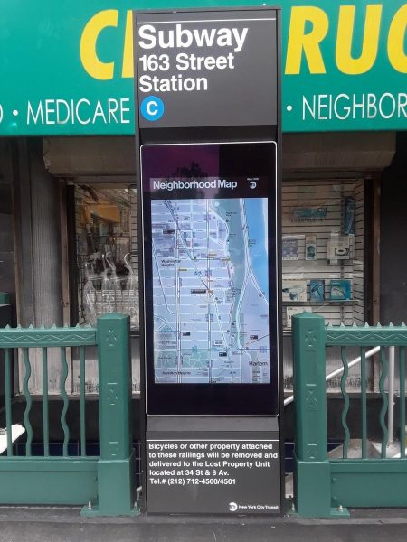 Trueform Signals In A New Era For New York Subway With Digital Kiosks