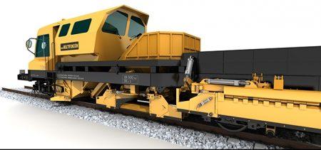 "IMF Presents At IAF ""Track Rhining Machine"""