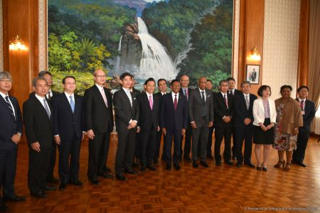 Madagascar-Japan: Accelerating Infrastructure Development And Development
