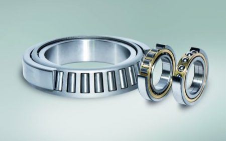 NKS New Gearbox Bearings For Rail Sector - More Reliability