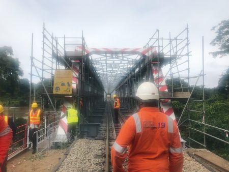 Thirteen Railway Bridges Renovated In Cameroon