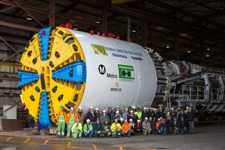 Herrenknecht Tunnel Borers Continue Success Story In L.A.