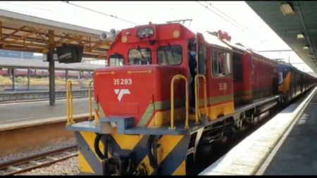 Diesel Locomotives Can Restore Passenger Rail Services Temporary