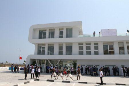 Amboim Port Company Wins New Building