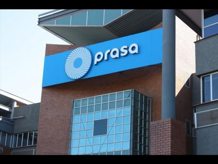 Prasa Appoints New Acting Group CEO