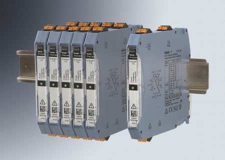 SIL-2-Compliant Pulse Frequency Conditioners And Isolated Standard Signal Conditioners For Rail Vehicles