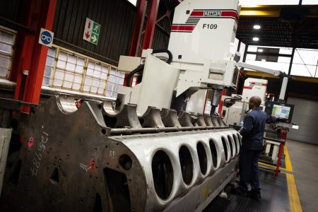 SA's Engine Component Remanufacturing 'A National Asset'