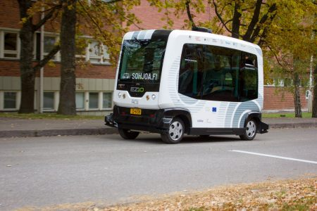 Alstom Invests In EasyMile, A Start-Up Developing Electric Driverless Shuttles - First And Last Mile Solutions
