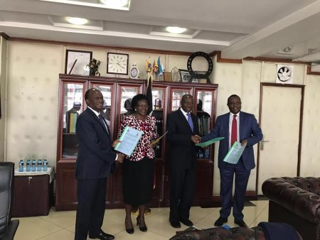 SGR Financing and Construction Timeline Agreed