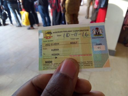 Nigeria Railways Corporation Hikes Fares On Abuja-Kaduna Railway Line