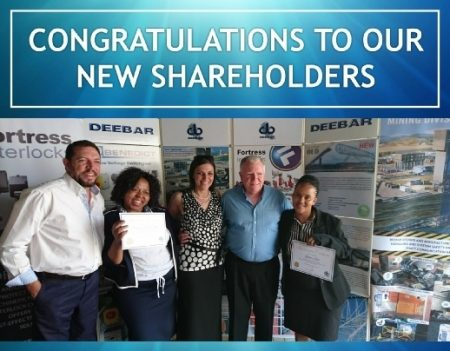 Deebar Mining And Industrial Supplies Welcomes New Shareholders