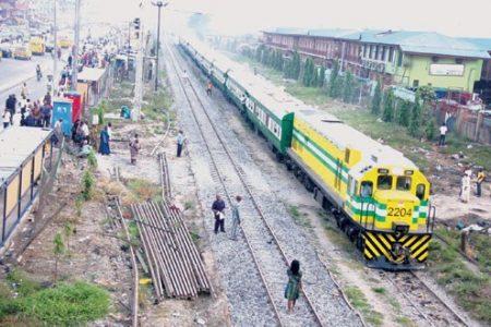 Nigeria Starts Construction On The Lagos-Ibadan Line