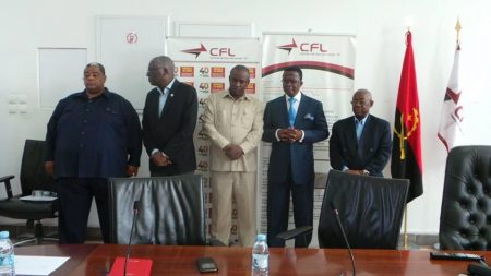 Angola's CFL Appoints New Leadership