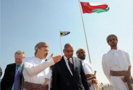 SA, Oman Commit To Advance Trade Relations