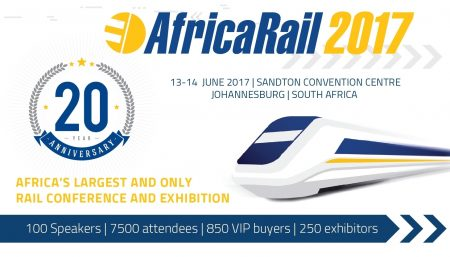 20th Anniversary Of Africa Rail Conference And Exhibition