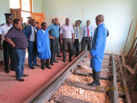 TAZARA Workers Commended For Their Commitment