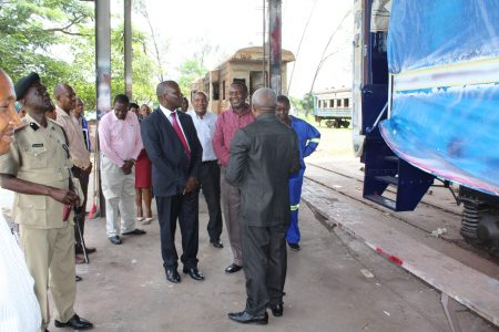 Zambia High Commissioner To Tanzania Assures TAZARA Workers Of A Great Future