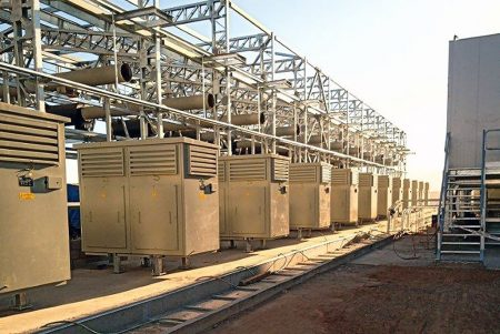 Mines Reduce Fire Hazard With Dry-Type Transformers