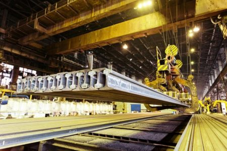EVRAZ And RZD To Consider Manufacturing Of 'Green Rails'