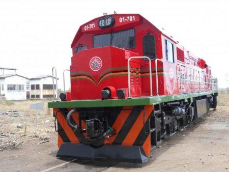 Zambia's Rail System Regaining Credibility