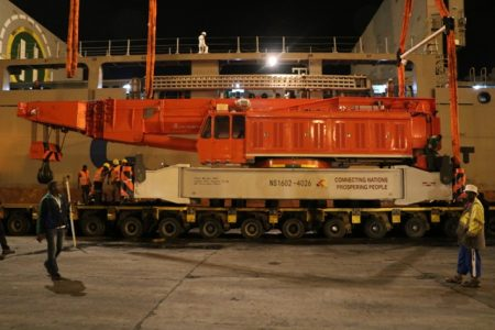 Kenya Railways Receives Rescue Equipment For SGR Operations