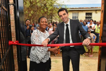 Alstom Foundation Inaugurates New Welding School In Duduza
