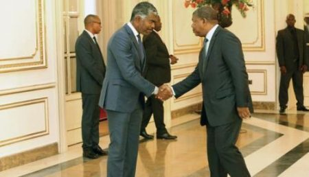 New Minister Of Transport For Angola