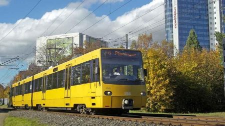 Voith Starts Drive Modernisation For 50 Light Rail Vehicles