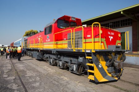 Transnet Engineering TAL Locomotive