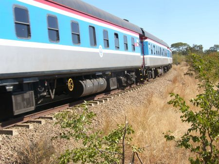 More Than 110 000 Passengers Board NRZ Commuter Train In First Three Months