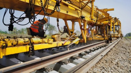 Egypt: 18 Million Euro Contract For Track Renewal Works
