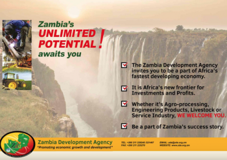 Zambia's Attractive Business Climate Wooing Investors