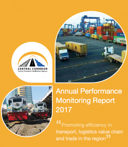 Central Corridor Annual Performance And Monitor Report 2017