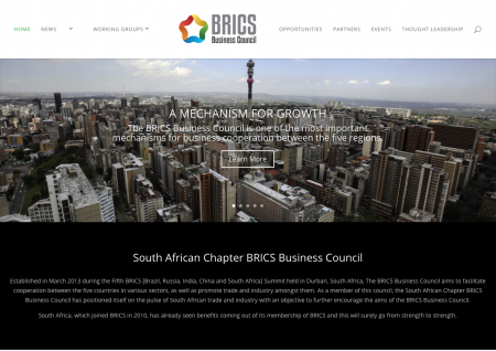 BRICS Project Portal Launched