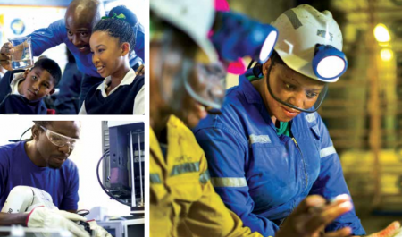 Anglo American Builds On Its Longstanding Commitment To Advancing Sustainable Transformation In South Africa