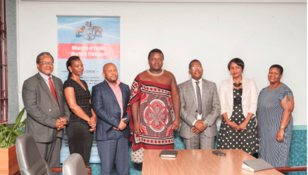 Eswatini Railways New Board Of Directors